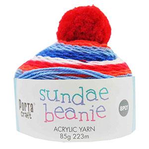 sundae beanie